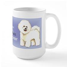 Bichon Frise Rescue Mug