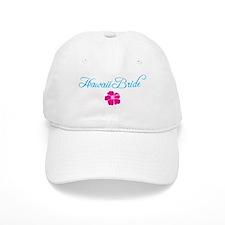 Unique Hawaii bride Baseball Cap