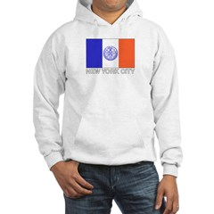 New York City Flag Hoodie