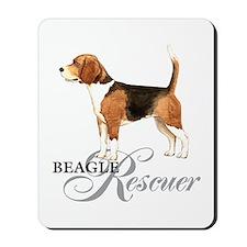 Beagle Rescue Mousepad
