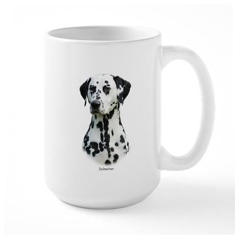 Dalmatian 9T004D-367 Large Mug