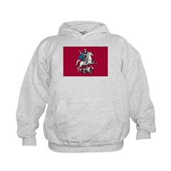 Moscow Flag Hoodie