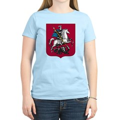 Moscow Coat Of Arms T-Shirt