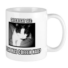 catcatcat_coffee Mugs