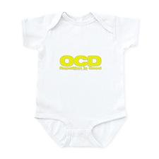 OCD Repetition Is Good Infant Bodysuit
