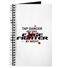 Tap Dancer Cage Fighter by Night Journal