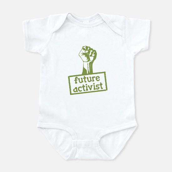 Future Activist Infant Bodysuit