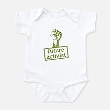 Future Activist Onesie