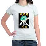 C.C.C. Special Forces Jr. Ringer T-Shirt