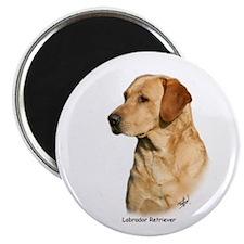 """Labrador Retriever 9Y297D-038a 2.25"""" Magnet (100 p"""