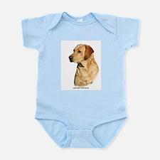 Labrador Retriever 9Y297D-038a Infant Bodysuit