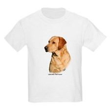 Labrador Retriever 9Y297D-038a T-Shirt