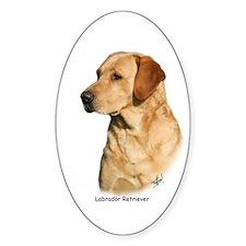 Labrador Retriever 9Y297D-038a Decal