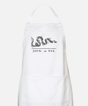 Join or Die BBQ Apron