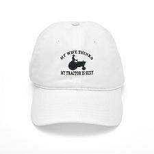 Tractor Sexy Baseball Cap