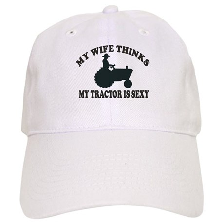 Tractor Sexy Cap