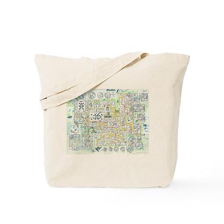 Tegel Manor Tote Bag