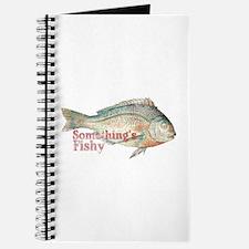 Vintage Something's Fishy Journal