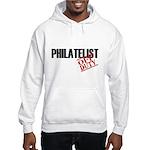 Off Duty Philatelist Hooded Sweatshirt