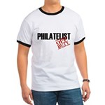 Off Duty Philatelist Ringer T