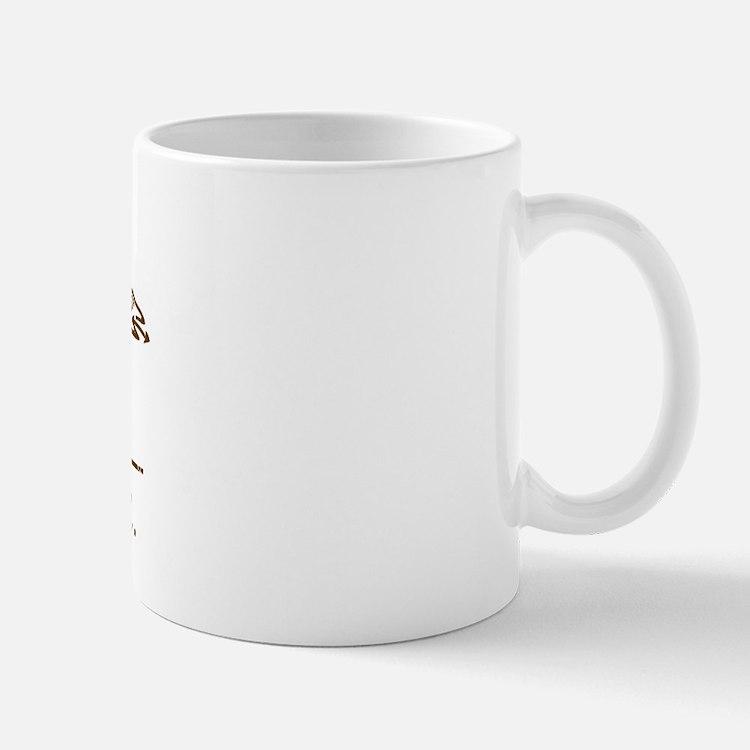 Join or Die Mug