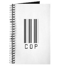Cop Barcode Journal