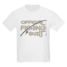 OFFICIAL FISHING SHIRT T-Shirt