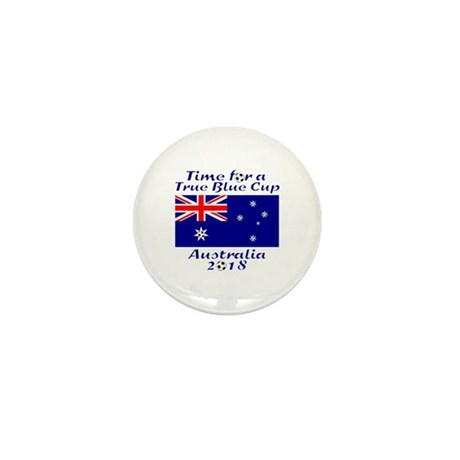 Football world cup 2018 Mini Button