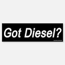 Got Diesel? (sticker)