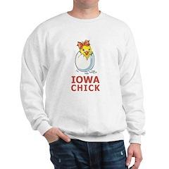 Iowa Chick Sweatshirt
