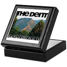 The Dent Keepsake Box