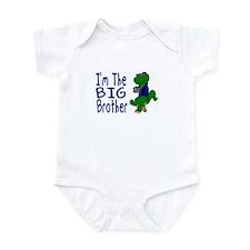 I'm The Big Brother Dinosaur Infant Bodysuit