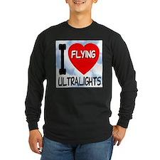 I Love Flying Ultralights T