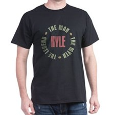 Kyle Man Myth Legend T-Shirt