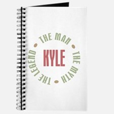 Kyle Man Myth Legend Journal