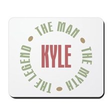 Kyle Man Myth Legend Mousepad