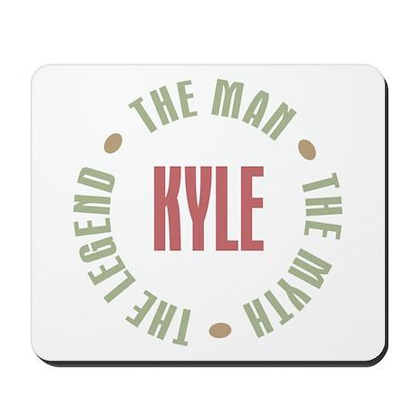 Kyle Man Myth Legend Mousepad