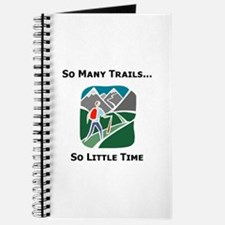 So Many Trails Journal