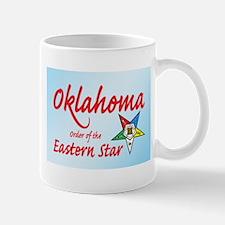 Oklahoma Eastern Star Mug
