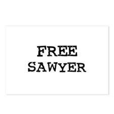 Free Sawyer Postcards (Package of 8)
