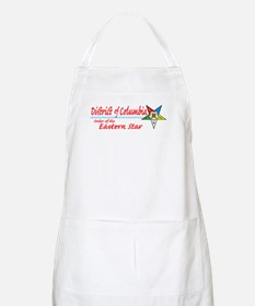 District of Columbia Eastern BBQ Apron