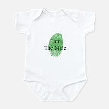 I am The Mole Infant Bodysuit