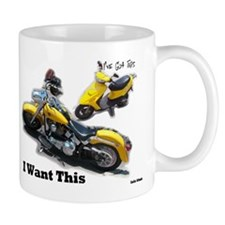 I've Got This, I Want This Mug