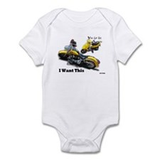 I've Got This, I Want This Infant Bodysuit