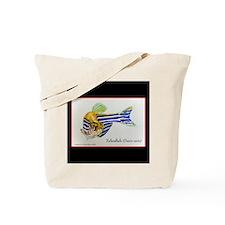 Zebrafish Tote Bag