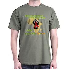 Fight HIV Africa T-Shirt