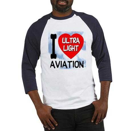 Ultralight Aviation Baseball Jersey