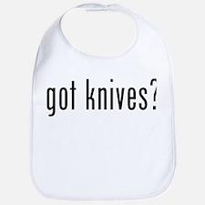 got knives? Bib