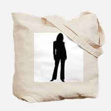 Single White Geek Personal AD Tote Bag