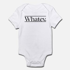 Whatev Infant Bodysuit